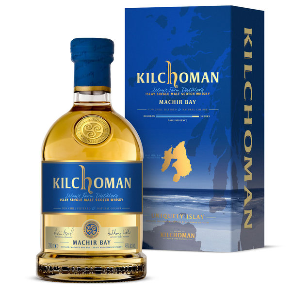 Kilchoman - Machir Bay Islay Single Malt Whisky