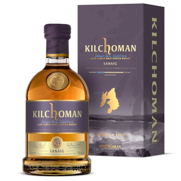 Kilchoman - Sanaig Islay Single Malt Whisky