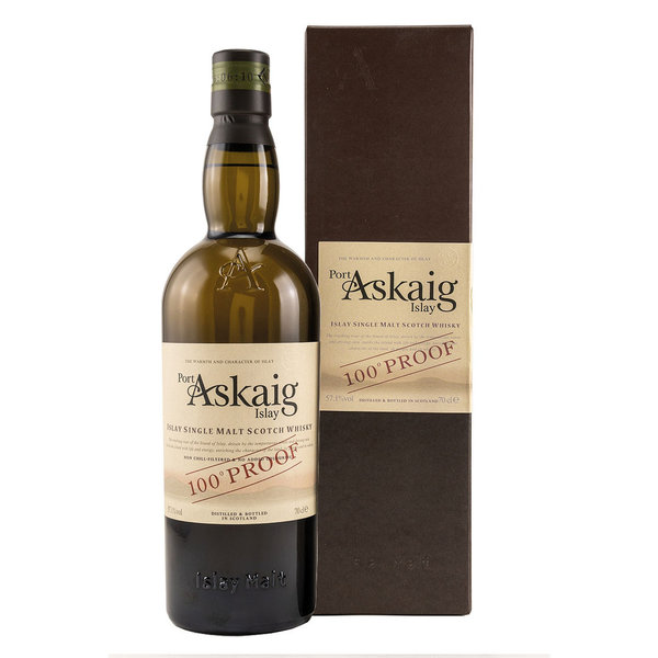 Port Askaig 100 Proof - Islay Single Malt Whisky