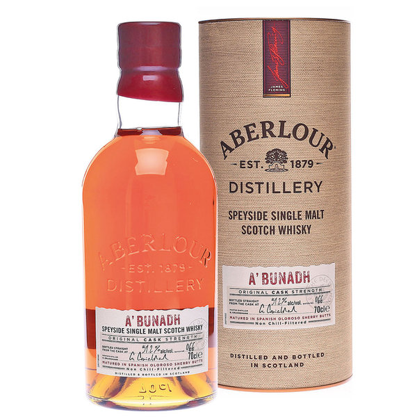 Aberlour a Bunadh Batch No. 66, Speyside Single Malt Whisky