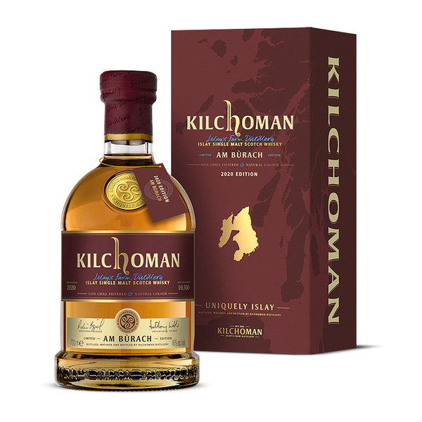 Kilchoman Am Bùrach, Islay Single Malt Whisky - Limited Edition