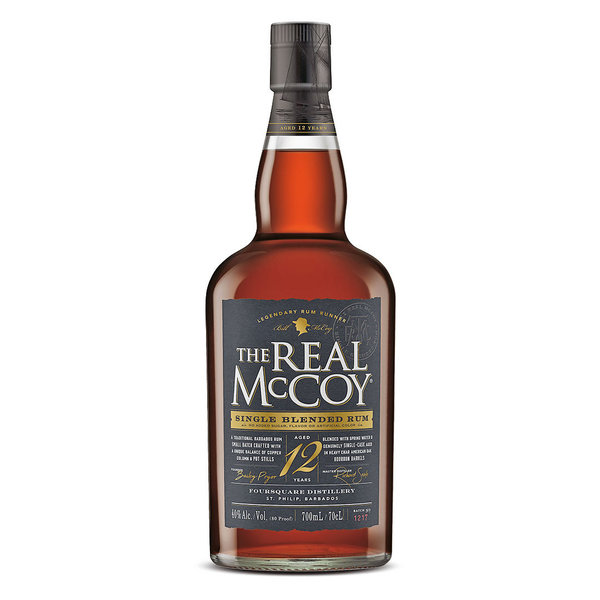 The Real McCoy Rum, 12 Jahre