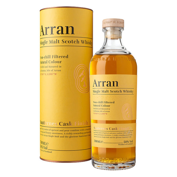 Arran Sauternes Cask Finish - Single Malt Scotch Whisky