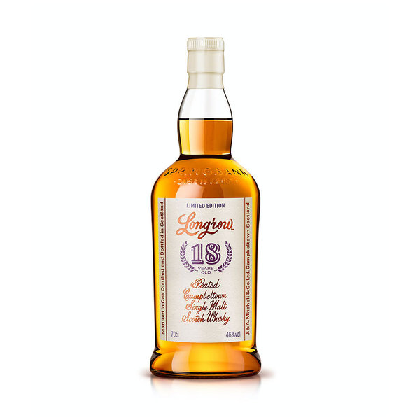 Longrow 18 Jahre - Campbeltown Single Malt Scotch Whisky