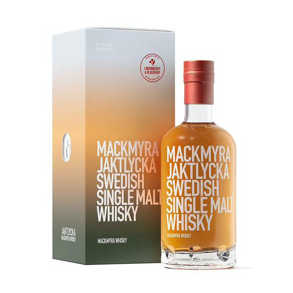 Mackmyra Jaktlycka - Swedish Single Malt Whisky
