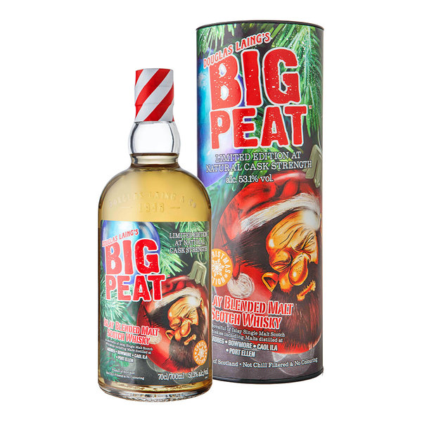 Big Peat Christmas Edition 2020 - Islay Blended Malt Scotch Whisky