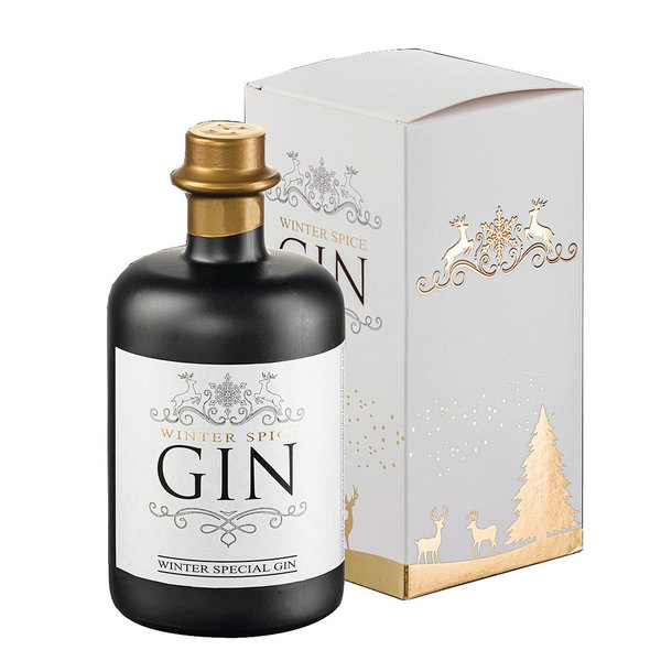 Spice Western Winter Gin SWWG, 47% Vol.