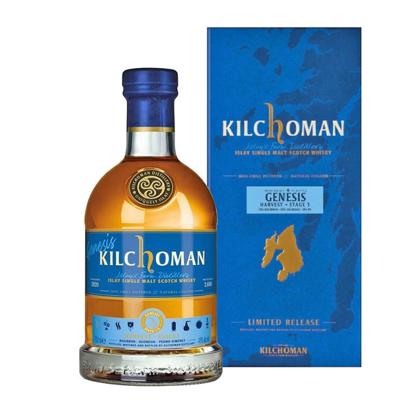 Kilchoman Genesis Islay Single Malt Whisky – Limited Edition