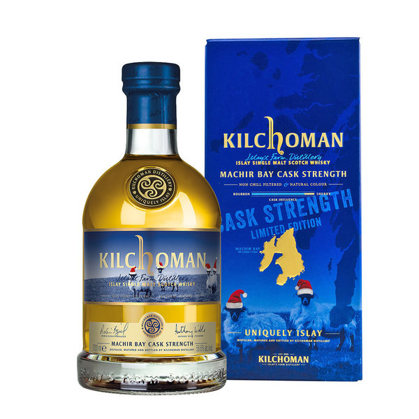Kilchoman Machir Bay Cask Strength 2020 Limited Edition