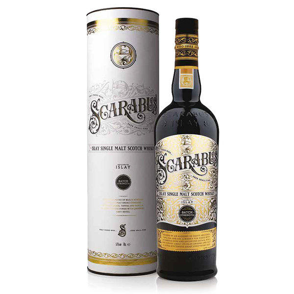 Scarabus Batch Strength - Islay Single Malt Scotch Whisky