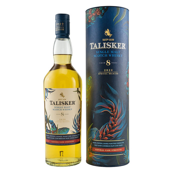 Talisker 8 Jahre 2020 Special Release -  Single Malt Scotch Whisky